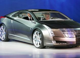 Cadillac готовит электромобиль на базе Volt