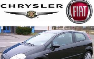 Chrysler перейдет на выпуск моделей Fiat