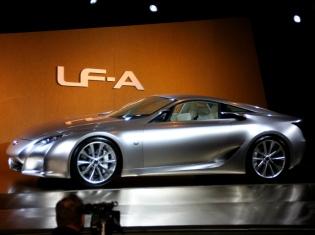 Творческий подход к дистрибуции от Lexus