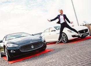 Maserati открыла свои планы