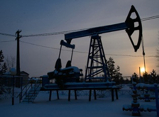 Цена нефти Brent поднялась до $56