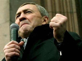 Киев во власти темных сил