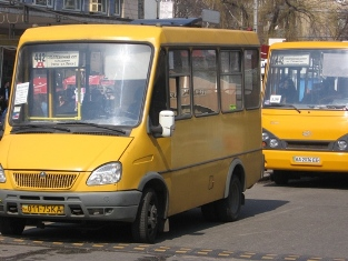 Проезд в маршрутке может подорожать до 7 гривен