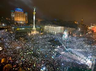 Киев подсчитал убытки Майдана