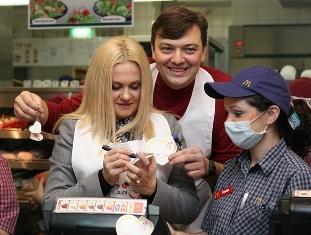 Бучинская и Козловский подарили детям счастье!