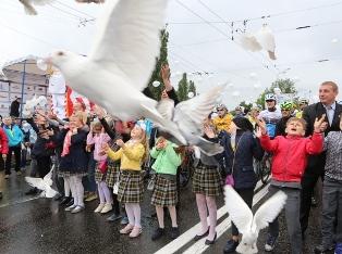 Велогонка Мира в Киеве и 13 стран в ней