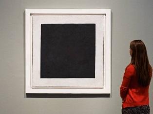 Попытка разгадать «Черный квадрат»