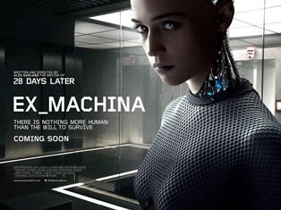 Ex Machina – смотреть и думать