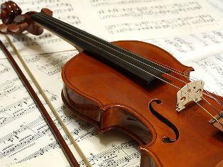 Скрипалька та скрипаль