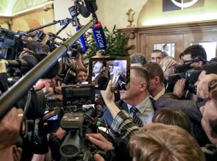 Российские СМИ вне игры в Киеве