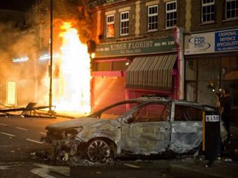 «Би-би-си» снял с эфира фильм о беспорядках