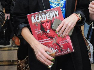 Журнал Ukrainian Fashion Academy