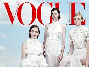 На Украине появится свой Vogue