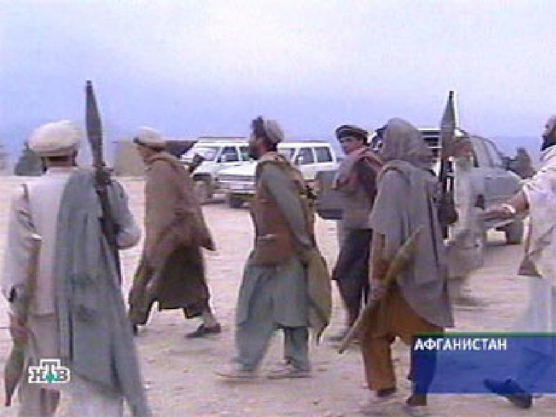 В Афганистане похищены
