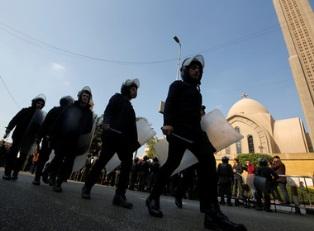 Египет: взрывы у входа в церковь
