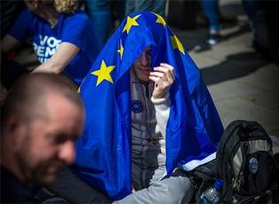 Мрачное будущее Британии после ЕС