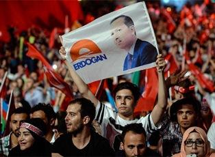 Эрдогана заподозрили