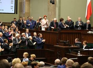 Сейм Польши про геноцид в Волыни