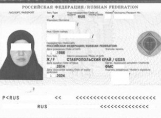 Задержана террористка?