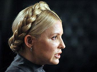 Тимошенко в оппозиции