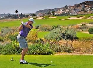 Турнир по гольфу: лучшие выходные на Кипре