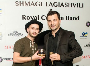 «Днюха» Шмаги Тагиашвили