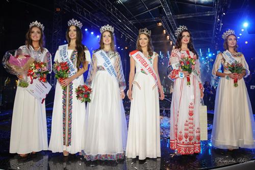 В Киеве выбрали королеву Украины
