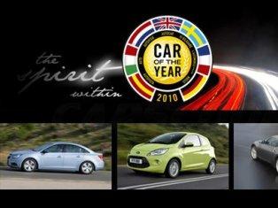 Автомобиль года: объявлены финалисты