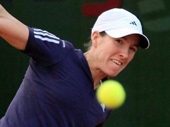 Жюстин Энен выбыла из борьбы на Roland Garros
