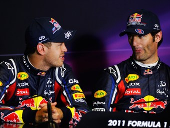 Гонщики Red Bull завоевали дубль в Бельгии