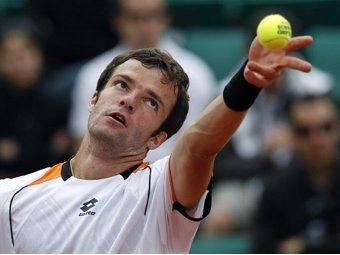 Российский теннисист проиграл в 1/8 Roland Garros