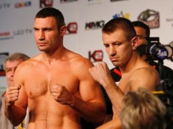 Виталий Кличко защитил титул WBC