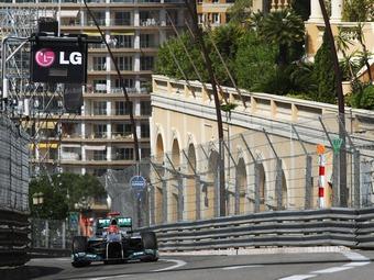 Марк Уэббер выиграл Гран-при Монако