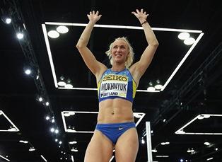 ЧМ по легкой атлетике: украинские медали