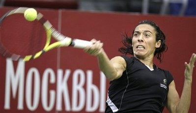 Франческа Скьявоне выиграла Roland Garros