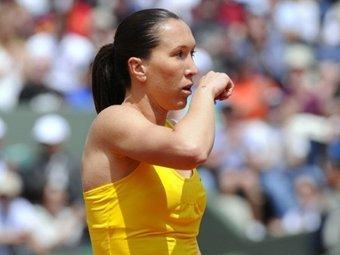 Янкович вышла в полуфинал Roland Garros