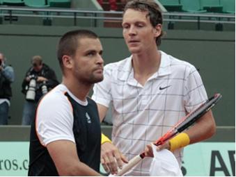 Южный проиграл в четвертьфинале Roland Garros